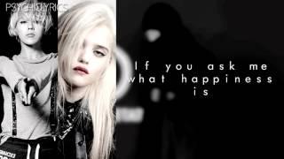 getlinkyoutube.com-G-DRAGON (지드래곤) - 'Black' (Feat. Sky Ferreira) [HAN/ROM/ENG - EASY LYRICS]