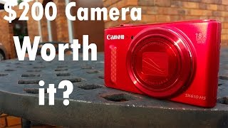 getlinkyoutube.com-Is a $200 camera worth it? | Canon Powershot SX610 HS Review | Mrwhosetheboss Reviewing Competition
