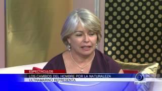Teresa Cabello artista plástico venezolana habla de sus obras