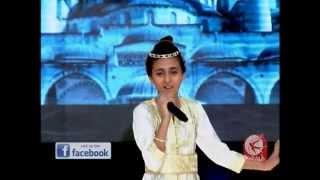 getlinkyoutube.com-صوت الأذان - أمينة كرم | البرايم الأول كنز 2