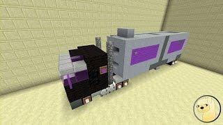 getlinkyoutube.com-Minecraft - How To Build Transformers G1 Motormaster!
