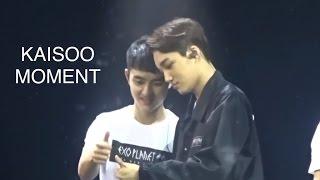 getlinkyoutube.com-EXO D.O & Kai having fun but Chanyeol..