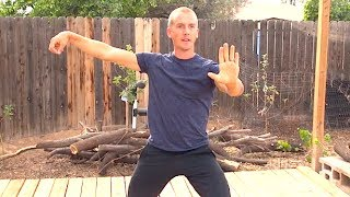 Become a Tai Chi Master in 5 Steps!