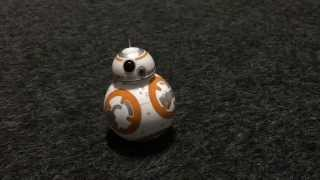 getlinkyoutube.com-First look Sphero's BB8 droid toy from Star Wars The Force Awakens