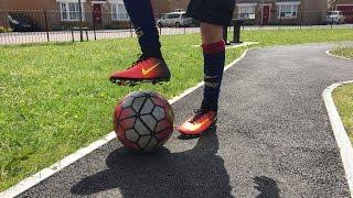 getlinkyoutube.com-Nike Mercurial Superfly 5 - Kids Unboxing