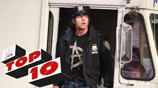 getlinkyoutube.com-Top 10 WWE Raw moments: May 25, 2015