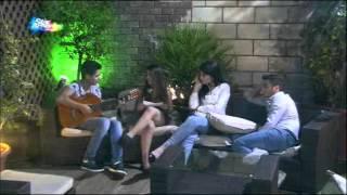 getlinkyoutube.com-حديث رومانسي بين رفائيل وحنان وايهاب وسهيله وفاتن في حديقة  ليوم الاثنين 26-10-2015