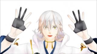 getlinkyoutube.com-【MMD刀剣乱舞】+♂(プラス男子)【鶴丸x一期】試做   字幕君以上限
