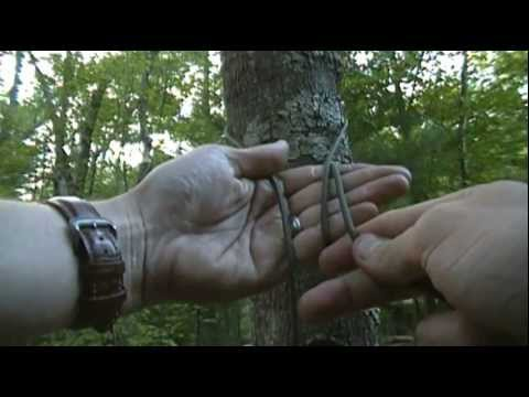 Quick Release Camp: Hammock Knots and Tarp Tricks