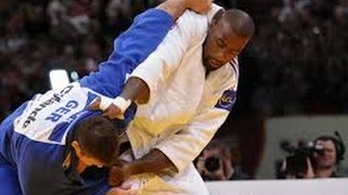 getlinkyoutube.com-JUDO 2011 World Championships: Teddy Riner (FRA) - Andreas Toelzer (GER)