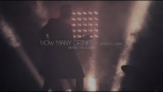 Miguel - How Many Drinks (Remix) ft. Kendrick Lamar (Making Of)