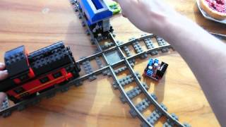 getlinkyoutube.com-Arduino for Lego Trains #6: Controlled Junctions