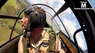 getlinkyoutube.com-Spitfire and Hurricane multicam, GoPro air to air 1080P