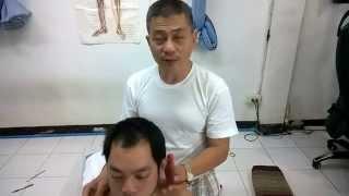 getlinkyoutube.com-Thara Massage  นวดแก้อาการเสียงดังในหู