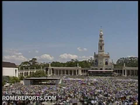 Fatima�s three secrets  It took 83 years to be fully revealed