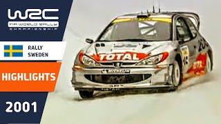 getlinkyoutube.com-WRC Highlights: Sweden 2001: 52 Minutes