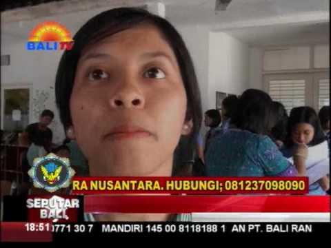 Video: Tali Kasih diserahkan oleh perwakilan dari Yayasan Sosial CCI di Yayasan Korti SLB B I SUSHRUSA Denpasar