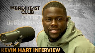 Kevin Hart Interview With The Breakfast Club (6-10-16)