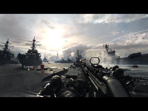 ★►Video Gameplay à la MP7 [MW3]◄ de SkeleteN ★