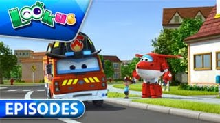【Official】Super Wings - Episode 35