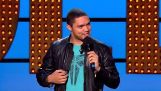 Comedian Trevor Noah On being mixed race in South Africa width=
