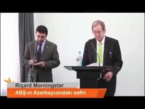 ABŞ Səfiri Morninqstarın Rejimin Hücumlarına Münasibəti (Azadlıq Radiosu) - Aprel 8-12, 2013