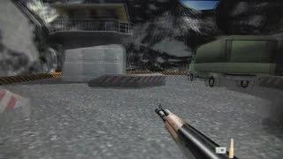 getlinkyoutube.com-Goldeneye 007 - 00 Agent Longplay