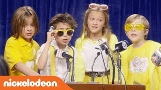 getlinkyoutube.com-Nicky, Ricky, Dicky & Dawn | Lemonade Stand Music Video | Nick