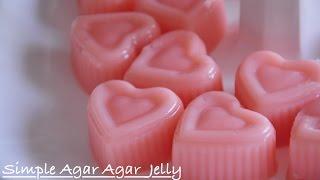 getlinkyoutube.com-AGAR AGAR Jelly - Simple