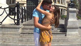 getlinkyoutube.com-Kissing Prank GONE HOME!