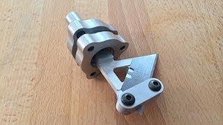 getlinkyoutube.com-Platform CNC | Making a Drag Knife