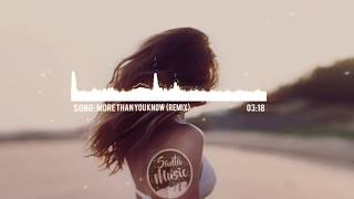 Axwell /\ Ingrosso   More Than You Know (Extended Mix)