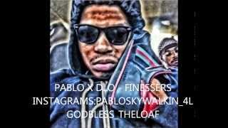 getlinkyoutube.com-Pablo skywalkin x Dlo - Finessers Freestyle
