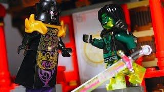 getlinkyoutube.com-LEGO Ninjago Movie 3 - The Time Ninja