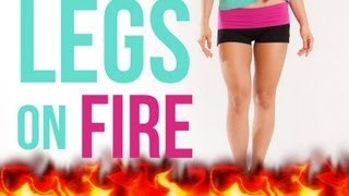 getlinkyoutube.com-Legs on Fire | POP Pilates