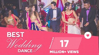 getlinkyoutube.com-Beautiful Wedding Dance #KisanWedsBilina  2016