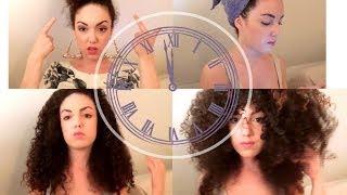 BIG #CurlyHair TUTORIAL : ROUTINE COMPLETE ( du Shampoing au Volume)