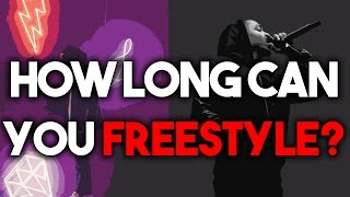 Serious Beats - How long can you rap? FREESTYLE CHALLENGE | Hard Trap Hip Hop Beats Instrumentals