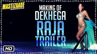 getlinkyoutube.com-Making of Dekhega Raja Trailer | Sunny Leone, Tusshar Kapoor and Vir Das
