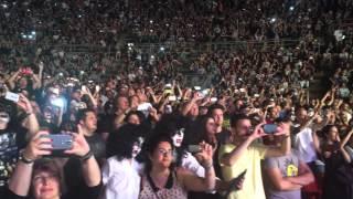 """getlinkyoutube.com-Kiss Live Verona Arena 12/6/15 """"I was made for loving you"""""""