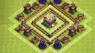 getlinkyoutube.com-Clash Of Clans -TH11 NEW EXTRA WEAPONS!!!  + NEW FREEZE SPELL TH 9)
