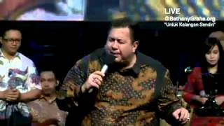 Pdt. Gilbert Lumoindong - Bethany Nginden 20150326