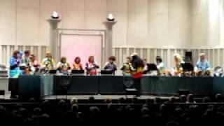 getlinkyoutube.com-Don't Stop Believin' - Raleigh Ringers