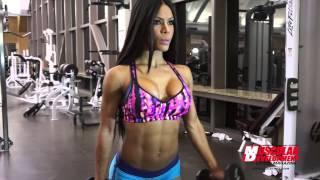 getlinkyoutube.com-Yarishna Ayala Full Body Workout