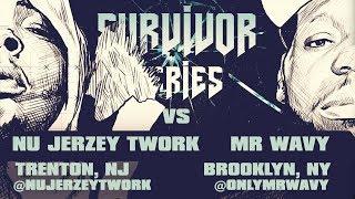 MR WAVY VS NU JERZEY TWORK SMACK/ URL RAP BATTLE | URLTV