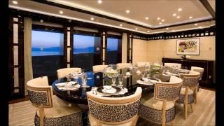 getlinkyoutube.com-Inside the 4 most beautiful Yachts
