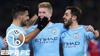 Manchester City smashes Basel 4-0 in Champions League | ESPN FC