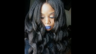 "getlinkyoutube.com-♡ Kinky Loose Curls! ""Premierlacewigs.com"