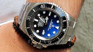 getlinkyoutube.com-Rolex Deepsea Sea-Dweller D-Blue 116660 Luxury Watch – James Cameron Edition