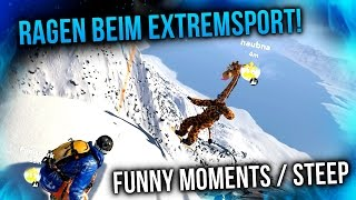 getlinkyoutube.com-RAGEN BEIM EXTREMSPORT!  FUNNY MOMENTS in STEEP 🎮 TwoEpicBuddies